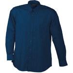 James & Nicholson Pánská košile s dlouhým rukávem JN600