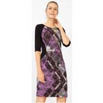 Desigual Dámské šaty Alexandra Negro 67V2LD3 2000