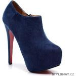 Vices Elegantní boty na podpatku