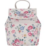 Krémový batoh s květinami Cath Kidston