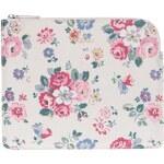 Krémový květinový pouzdro na tablet Cath Kidston