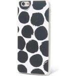 Černo-bílý ochranný kryt na iPhone 6/6s Epico Dotsie