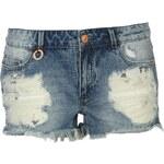 Only Carrie Denim Shorts, med blue denim