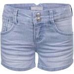 Modré džínové holčičí šortky name it Siricindy