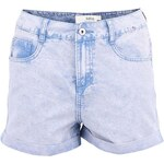Modré dámské džínové kraťasy Bellfield Marina