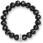 Thomas Sabo bracelet noir X0035-023-11-XL