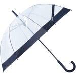 Golddigga Dome Umbrella, clear/black