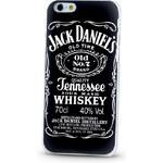 Wooder Pružný kryt Walbert JACK DANIELS iPhone 5/5S/SE