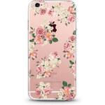 Wooder Pružný kryt Walbert PINK ROSE iPhone 5/5S/SE