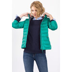 Esprit Lehoučká péřová bunda s kapucí