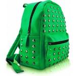 Dámský batoh Studs 186 zelený