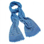 Dámský šátek Penelope 29351 modrý