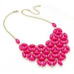Růžový náhrdelník Bright 29272