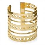 Náramek ve zlaté barvě Aliyah 29813