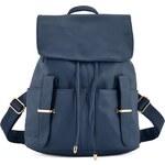 Dámský modrý batoh Glorie 5050