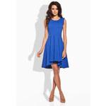 LEMONIADE Dámské šaty Gerbera modré