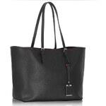 LS Fashion Kabelka LS00297 černá