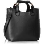 LS Fashion Kabelka LS00267 černá shopperbag