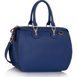LS Fashion Kabelka LS0099A modrá