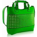 LS Fashion kabelka LS00106A zelená