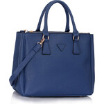 LS Fashion Kabelka LS00260 modrá