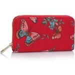 LS Fashion peněženka LSP1060 červená
