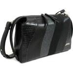 Doca černá elegantní kabelka
