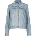 Topshop MOTO Bleach Western Jacket