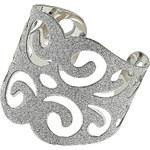 Topshop Glitter Cut Out Bracelet