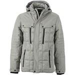Pánská zimní bunda James & Nicholson JN1102