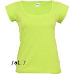 Sols Dámské triko s krátkým rukávem - Melrose Sol's