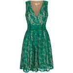 Yumi Dámské šaty YM039GREEN