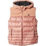 Dámská vesta adidas Cozy Down Vest růžová