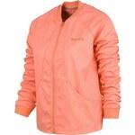 Dámská růžová bunda Bench Dinky Fusion