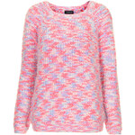 Topshop Mixed Fluffy Rib Jumper