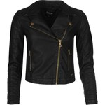Firetrap Blackseal Kate Biker Jacket, black
