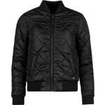 Lee Cooper Cooper Quilted Bomber Jacket Ladies, black