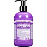 Dr. Bronner´s Bio tekuté mýdlo na tělo i vlasy Shikakai, Lavender
