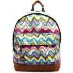 Mi Pac Backpack in Aztec Print