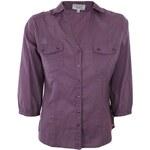 Dámská fialová košile Nothing Else