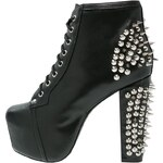 Jeffrey Campbell LITA High Heel Stiefelette new black