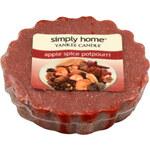 Yankee Candle Rozpustná svíčka do aroma lampy Apple Spice Potpourri 22 g