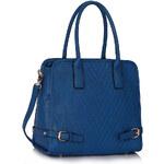 LS Fashion Kabelka LS00248A modrá