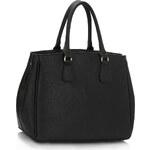 LS Fashion Kabelka LS00359 černá