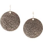 Esprit relief metal earrings