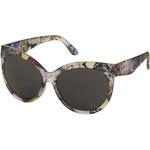 Topshop Jackie Drop Lens Sunglasses