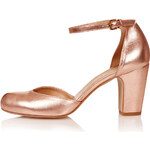 Topshop JELOUS 2 Part Mid Court Shoes