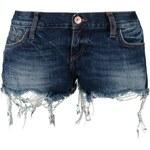 River Island Jeans Shorts dark wash