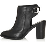Topshop ATOMIC Cuff Stack Boots