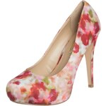 Dorothy Perkins FIZZY High Heel Pumps coral print